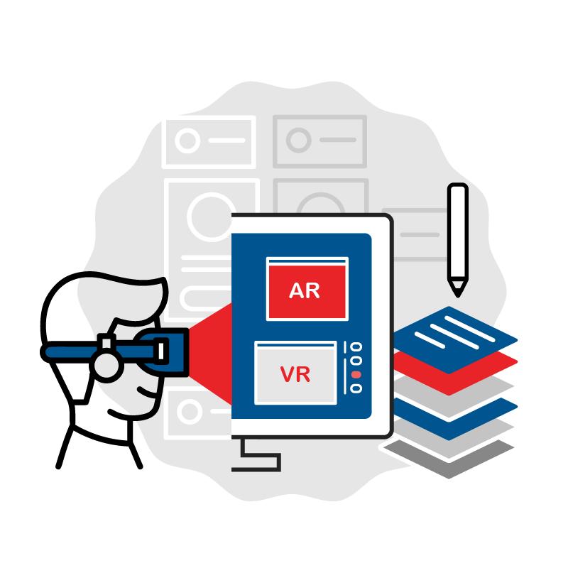 一般規格: AR/VR編輯服務平台-教育版logo圖